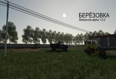 Berezovka Map Alfa v1.0