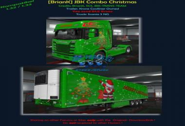 [BrianK] JBK Christmas Combo 1.33
