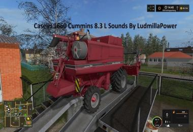 Case IH 1660 Sounds By LudmillaPower v2.0