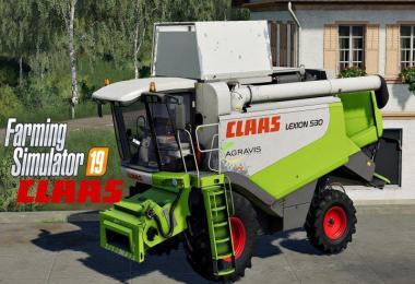 Claas Lexion 530 v1.1.0.0