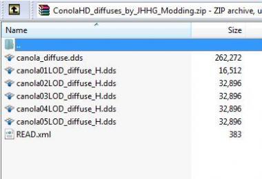 Conola HD Diffuse V1.0