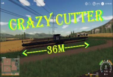Crazy Cutter PowerFlow v1.0