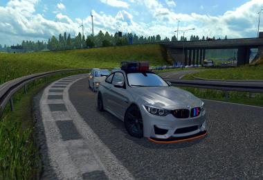 Dealer fix for BMW M4 GTS, M4 GMG, M3 F30 Pack v1.1