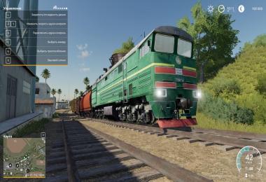 Diesel Locomotive v1.0