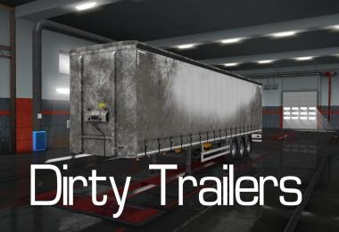 Dirt/Grungy Ownable Standard SCS Trailers 1.32.x-1.33.x