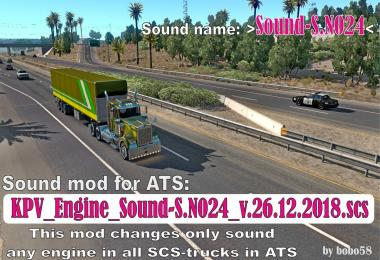 Engine Sound S.N024 1.33.x