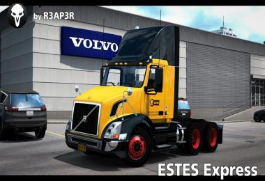 Estes Express Skin for SCS Volvo VNL 300 v1.0