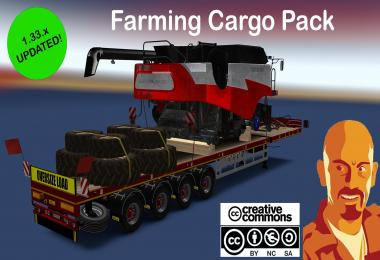 FARMING CARGO PACK ETS2 1.33.x