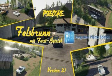 Felsbrunn Conversion - Multiplayer capable v3.1 Forgotten Plants