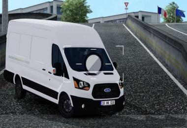 Fix For Ford Transit 2016 1.33