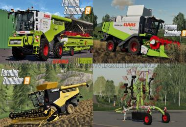 FS19 CLAAS PACK BY jbk v1.0