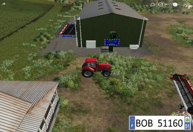 FS19 FarmSilo (Reworked BY BOB51160) v1.5.0.0