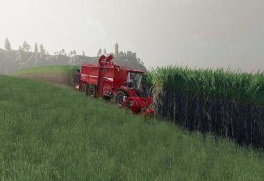 Holmer Terra Dos T4 + Holmer HR12 for Sugarcane v1.0