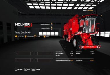 Holmer TerraDos T4-40 v1.0