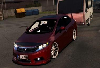 Honda Civic FB7 V1R2 1.33.x
