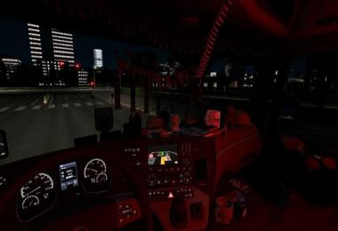 Interior Light for all Trucks by Anohim v15.0 1.33.x
