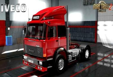 Iveco 190-38 Special Stock Interior Sound 1.33.x
