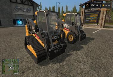 JCB Skidsteer with Weight v1.1.5.5