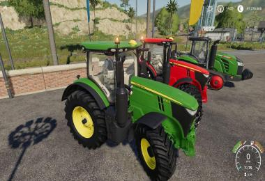 John Deere 7R Series by Stevie
