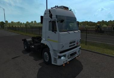 Kamaz 5360/53602/5480/6460-73 (Fixed for v1.33)