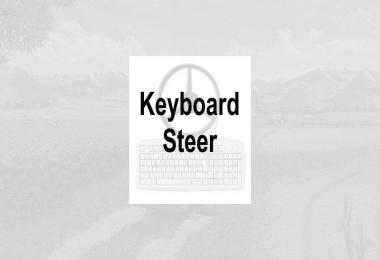 KeyboardSteer v1.0.0 BETA