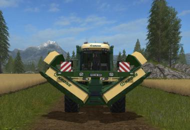 KRONE BIG MOWER UPDATE2 v1.0.0.4B