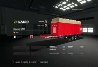 Lizard ModuleX - MultiColor v1.0