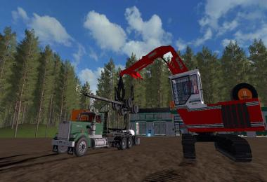 MADILL 2850C SHOVEL LOADER v1.0