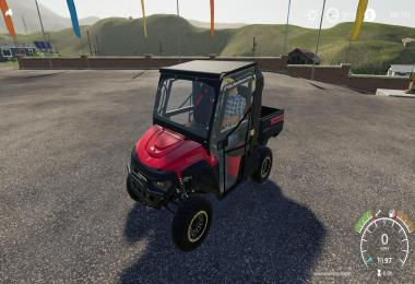 Mahindra Retriever Cab v2.0