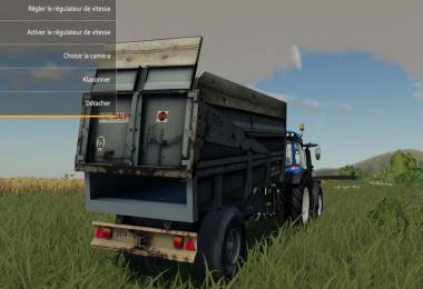 Maupu 10t tipper rather oldschool v1.0