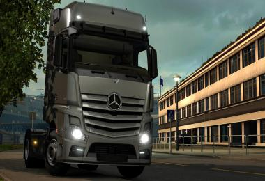 MB Actros MP4 sound update 03.12.18 v1.0