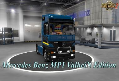 Mercedes Benz MP1 v1.1 ValheiN Edition