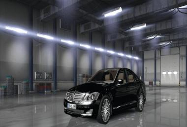 Mercedes Benz s350 4matic 2009 ATS v1.0