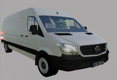 Mercedes Benz Sprinter LWB v1.0