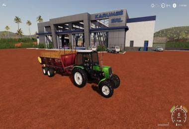 MTZ-1025 for FS19 v1.0