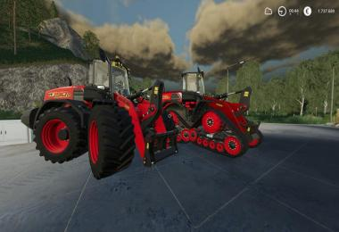 New Holland W190D Wheel Loader - MetallicEdit v1.1