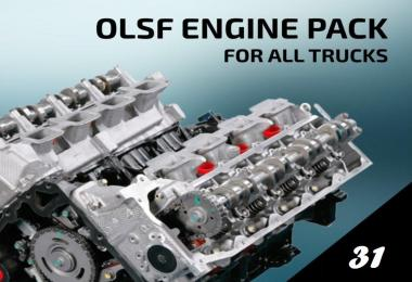 OLSF Engine Pack 31 for all Trucks