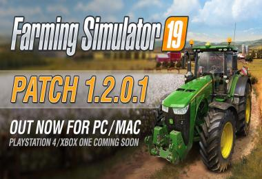 Patch 1.2.0.1 for PC & Mac