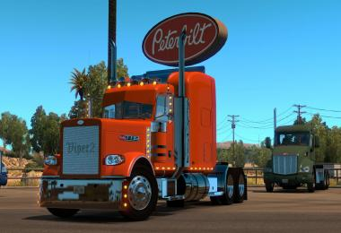 Peterbilt 389 Modified v2.1 for ETS2 1.32.x