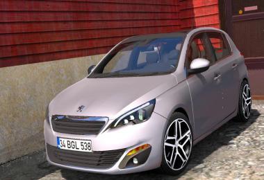 Peugeot 308 V1R2 1.33.x