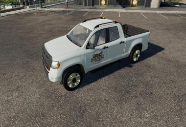 Pickup 2014 Edit by DeltaBravo Productions v1.0
