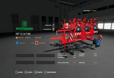 Pottinger Hit1214T - MultiColor v1.0