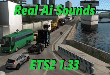 Real Ai Traffic Engine Sounds ETS2 1.33.x