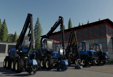 Real Forestry MACHINERY Pack v0.2.0.0
