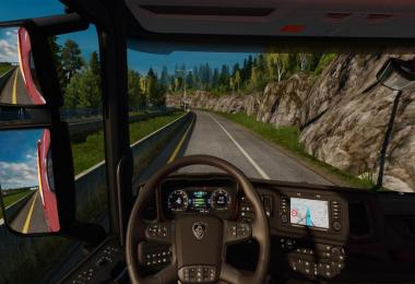 Realistic GPS for all Trucks 1.33.x