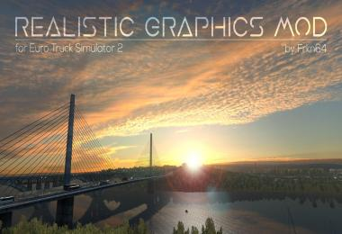 Realistic Graphics Mod v2.3.2 released 1.31.x-1.33.x