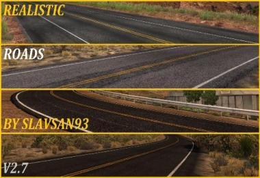 Realistic Roads v2.7 1.33.x