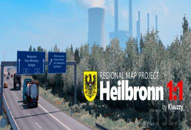 Regional Map Project: Heilbronn v1.0.6