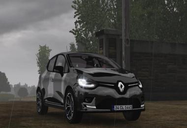 Renault Clio 4 V1R2 1.33.x