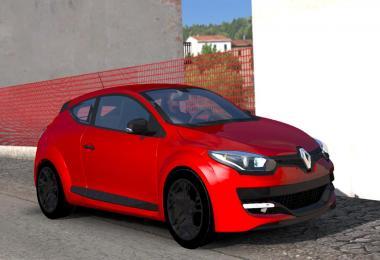 Renault Megane III RS – V1R2 1.33.x